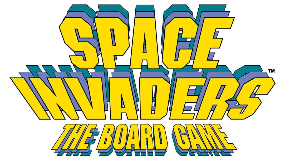 SPACE INVADERS: THE BOARD GAME.