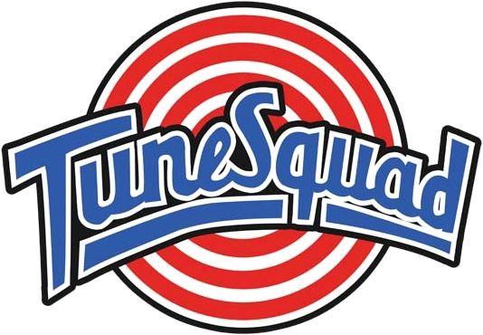 Tune Squad logo.