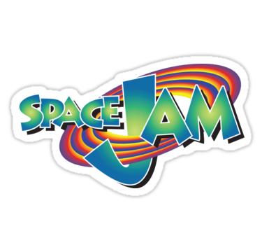 Space jam Logos.