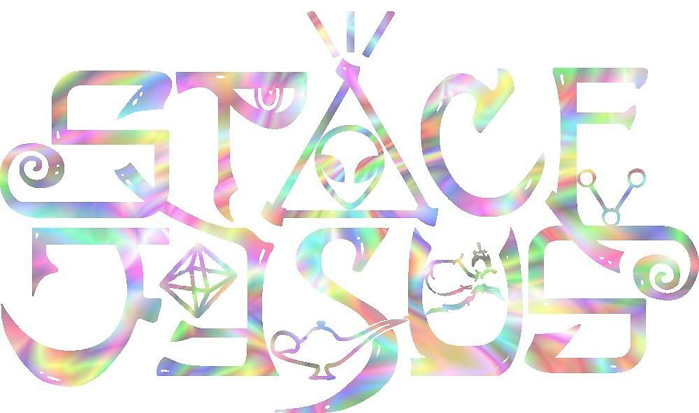 Space Jesus Logo\