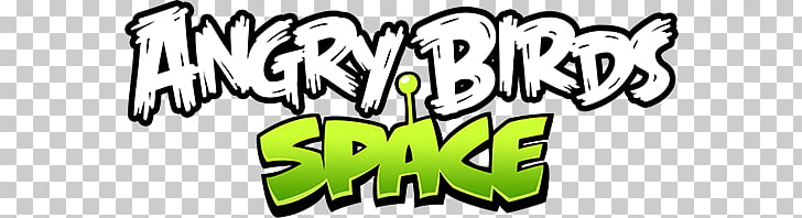 Angry Birds Space Logo, Angry Birds Space game PNG clipart.