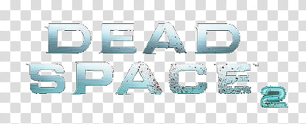 Dead Space Logo, dead space text transparent background PNG.