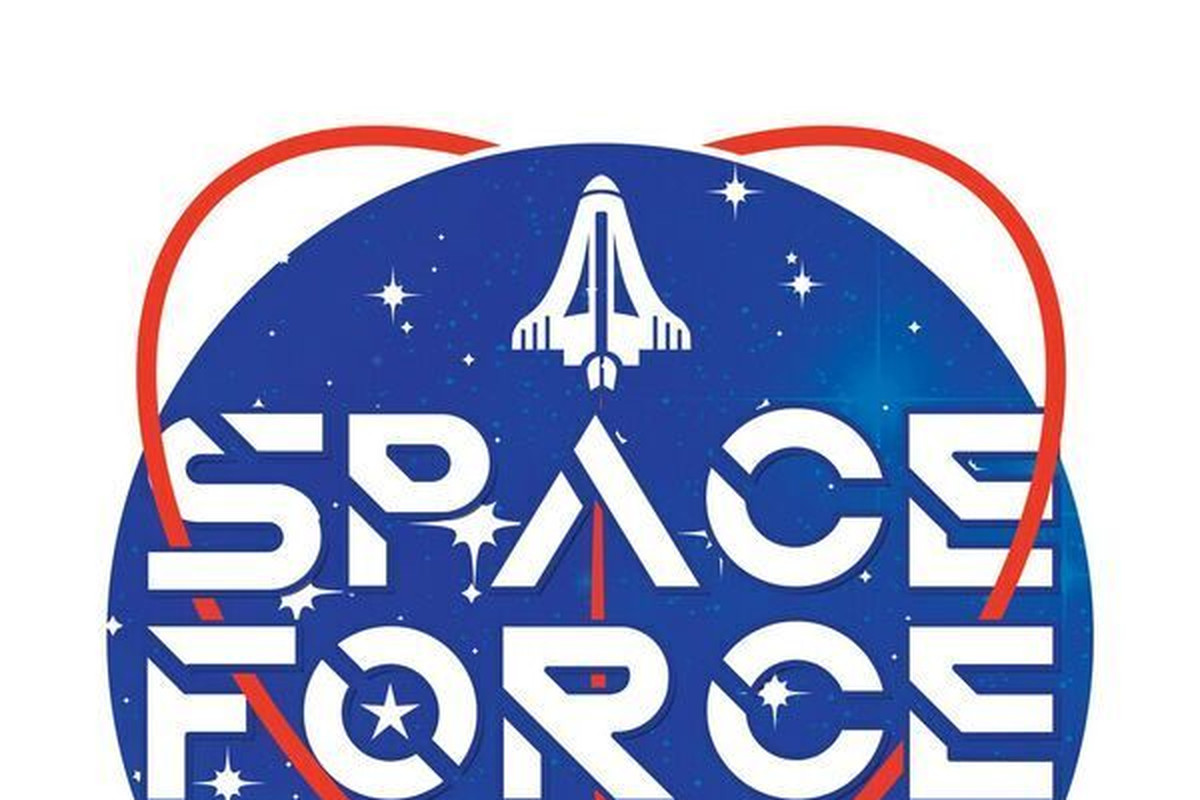 Trump\'s PAC wants to know which Space Force logo you like.