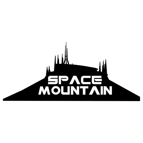 \'Space Mountain.