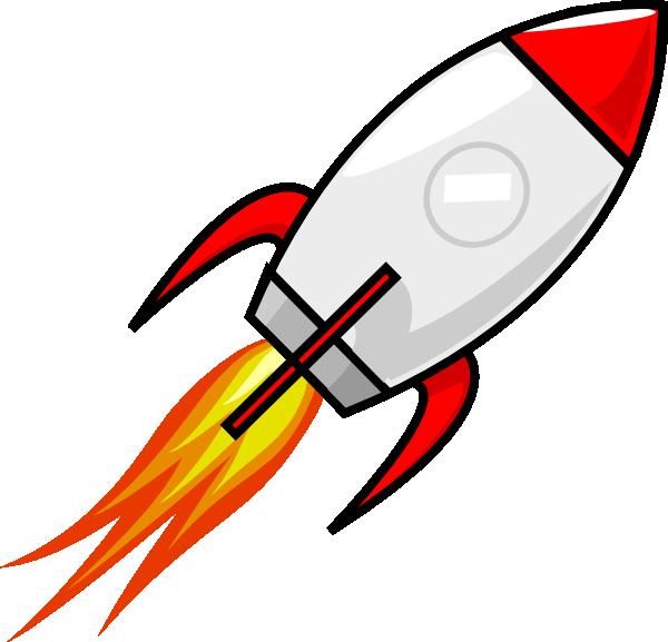 Spaceship Clip Art at Clker.com.