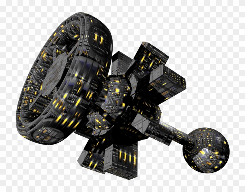 Space Station Png.