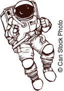 Spacesuit Clipart and Stock Illustrations. 3,739 Spacesuit vector.
