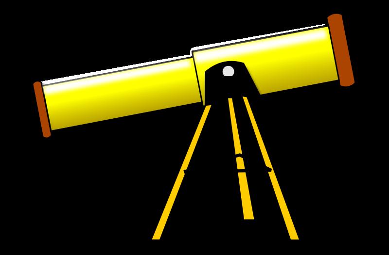 Space Telescope Clipart.