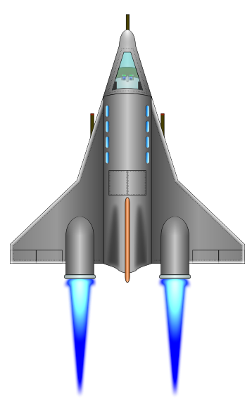 Spacecraft PNG Image #40882.
