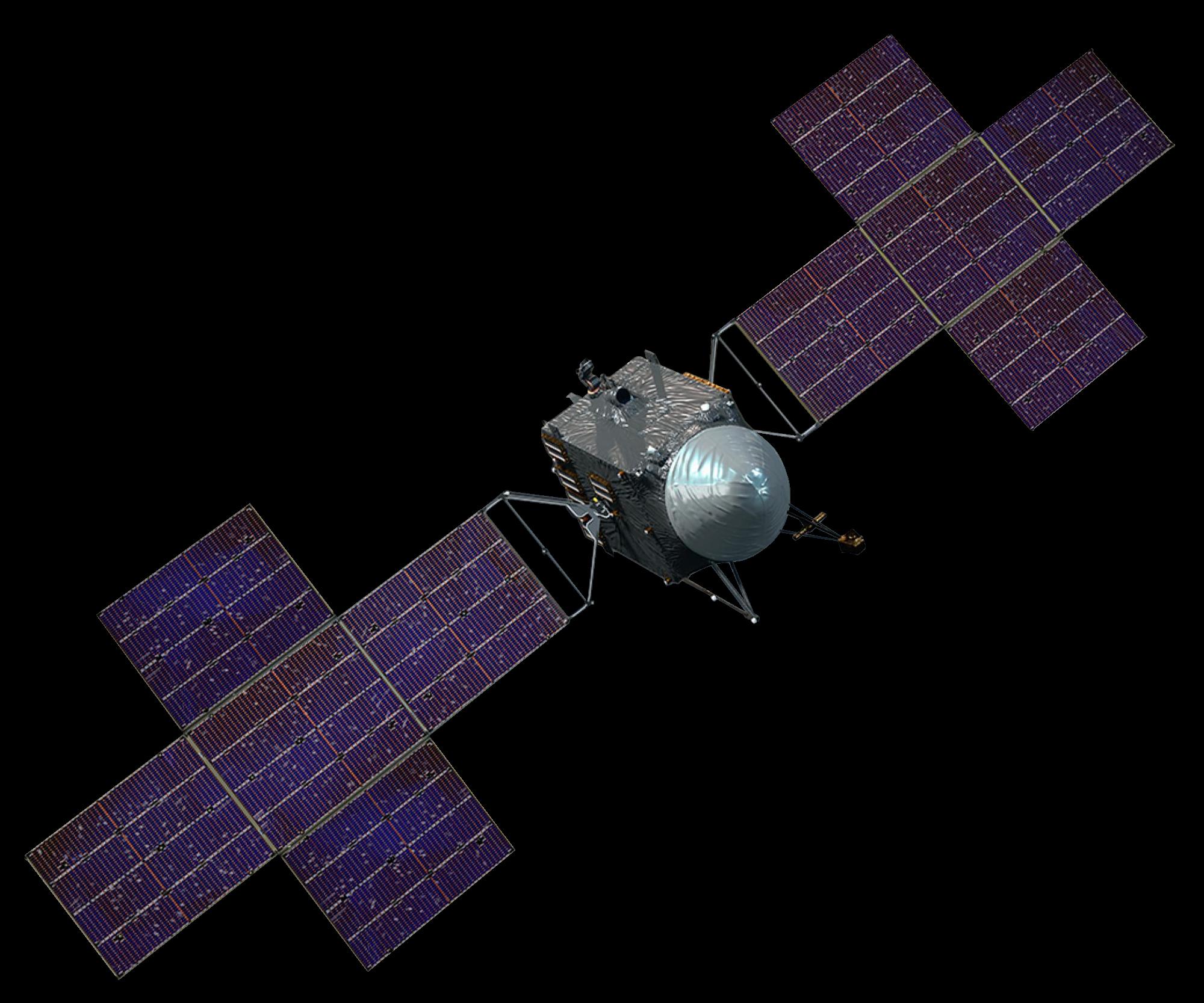 Psyche (spacecraft).