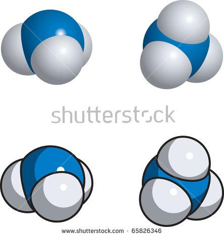 Hydrogen Molecule Stock Photos, Royalty.