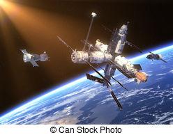 Spacelab clipart #20