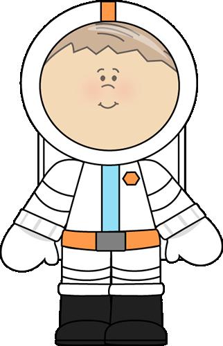 Clip Art, Spaceman Free Clipart.