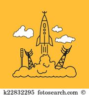 Spaceport Clipart EPS Images. 43 spaceport clip art vector.