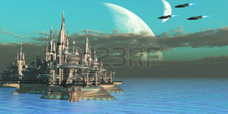119 Spaceport Stock Vector Illustration And Royalty Free Spaceport.