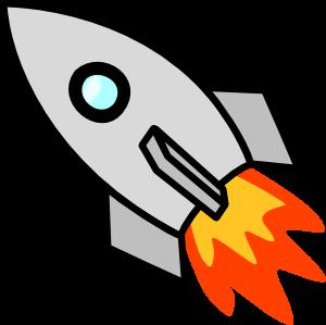 46+ Spaceship Clip Art.