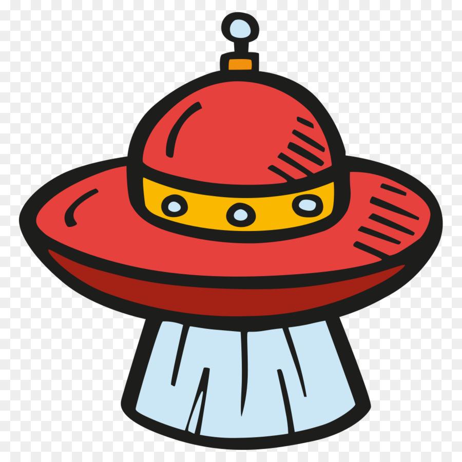 Spaceship Cartoon clipart.