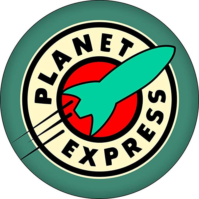 Planet Express.