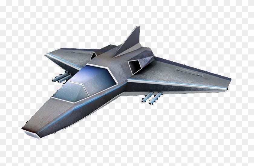 Black Hole Spaceship Falchion.