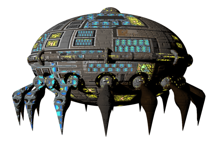 Spaceship PNG Images Transparent Free Download.