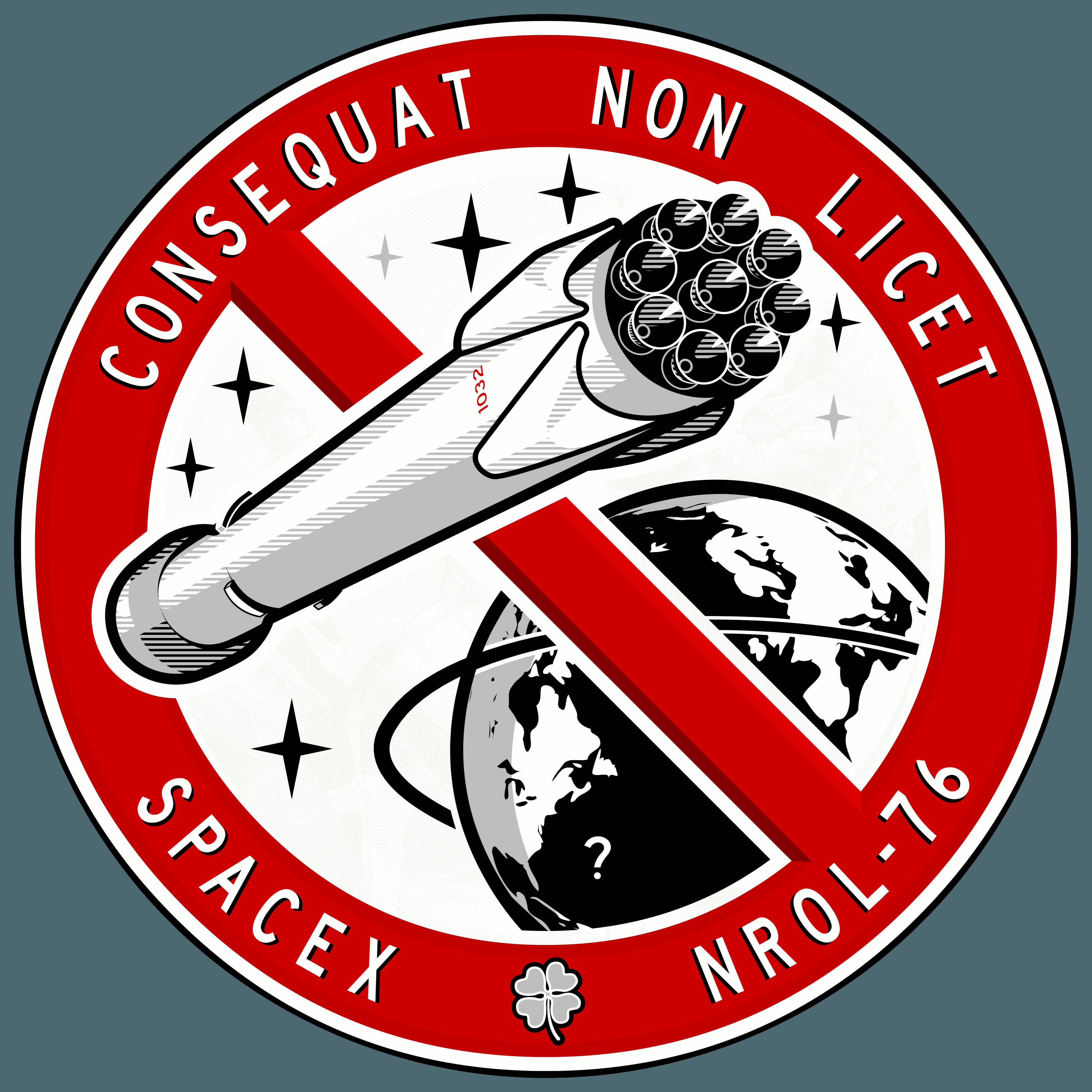 SpaceX Falcon 9 NROL.