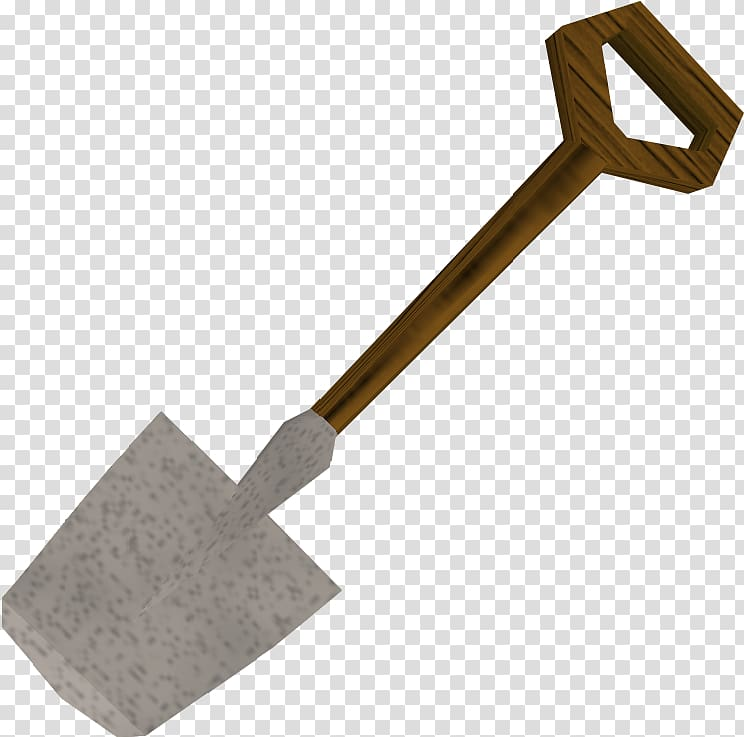 RuneScape Spade Shovel Hand tool , Of Farming Tools.