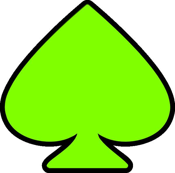 Spade Clip Art at Clker.com.