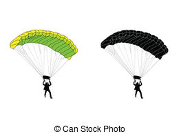 Speed skydiver Vector Clipart Royalty Free. 388 Speed skydiver.