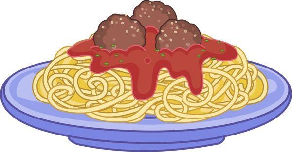 Pasta clipart meat balls, Pasta meat balls Transparent FREE.
