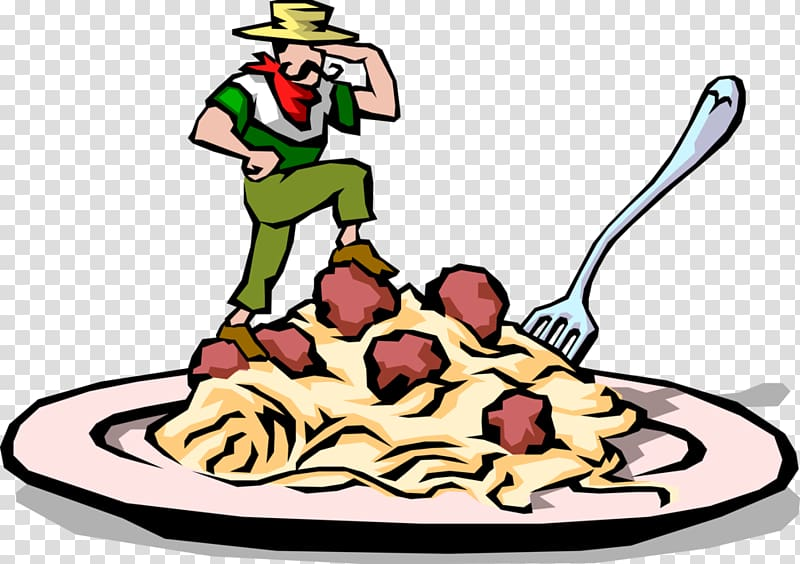 Pasta Spaghetti with meatballs Italian cuisine, spaghetti.