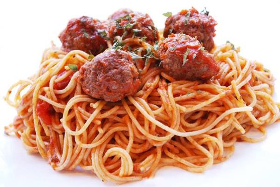 Download Free png Spaghetti And Meatballs PNG H.