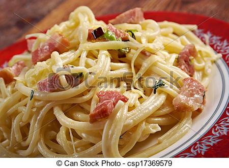 Picture of Spaghetti Carbonara.