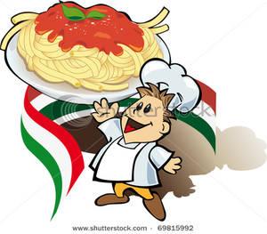 Spaghetti Clip Art Free.