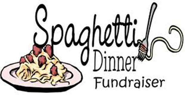 Spaghetti dinner fundraiser clipart.
