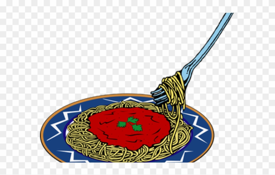 Clip Art Spaghetti And Meatball.