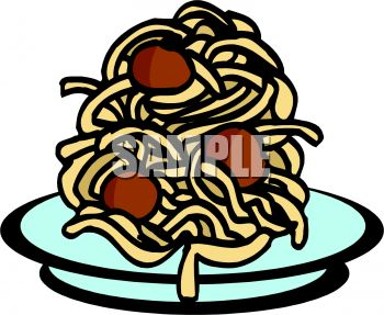 Collection of Meatballs clipart.