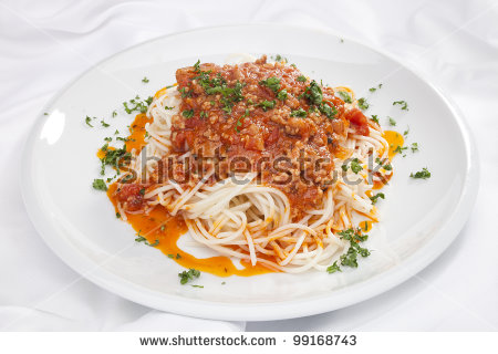 Pasta Napolitana Stock Photos, Royalty.