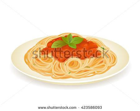 Spaghetti Red Sauce Stock Photos, Royalty.