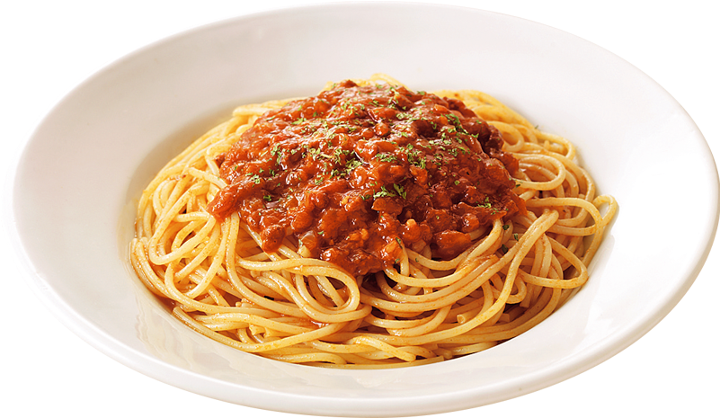 HD Spaghetti With Sauce Png Transparent PNG Image Download.