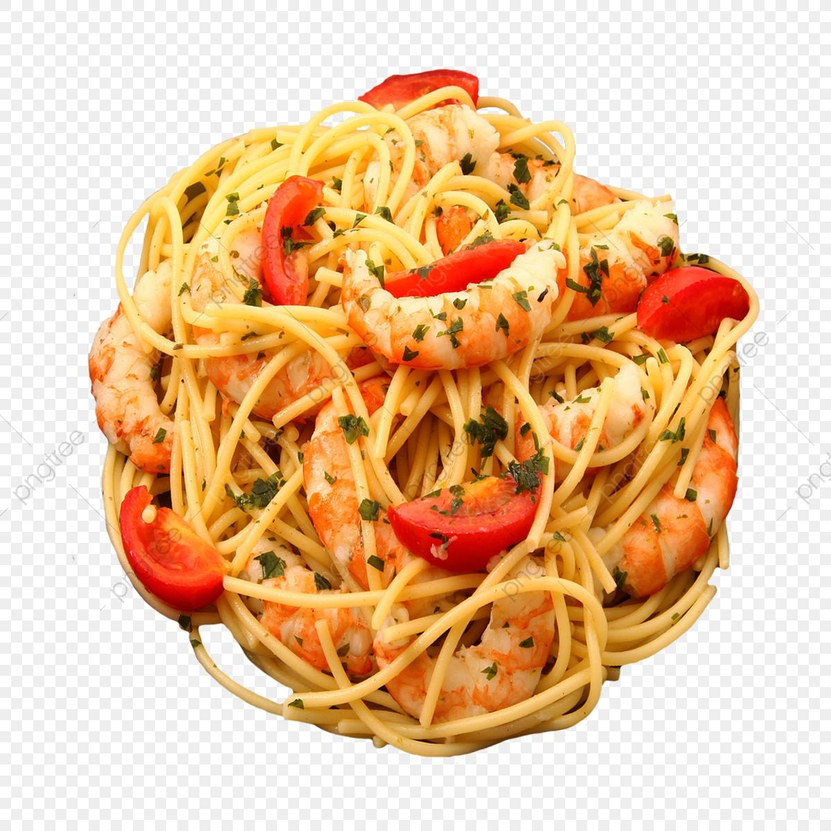 Sea Food Shrimp Tomato Spaghetti, Sea Food, Shrimp, Sea Food.