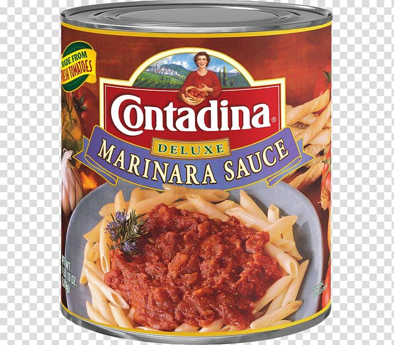 Spaghetti Marinara sauce Pasta Pizza Contadina, pizza.
