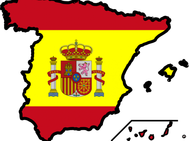 Download Spanish Flag Cliparts.