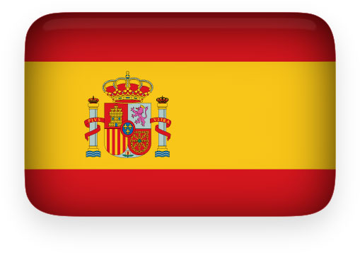 Free Animated Spain Flags.