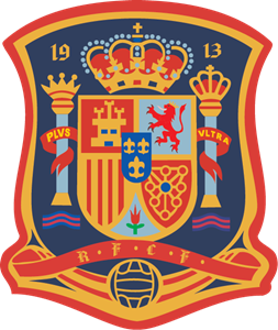 Spain Shirt Badge 2008 Logo Vector (.EPS) Free Download.