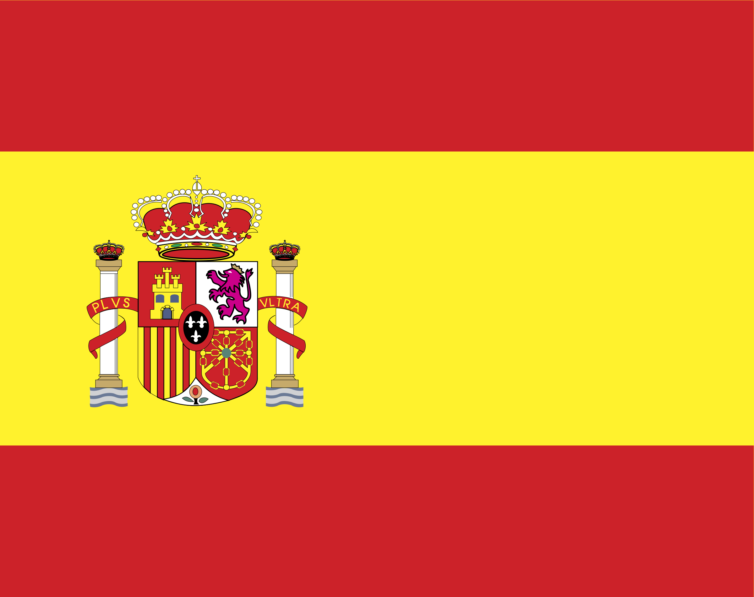 Spain Logo PNG Transparent & SVG Vector.