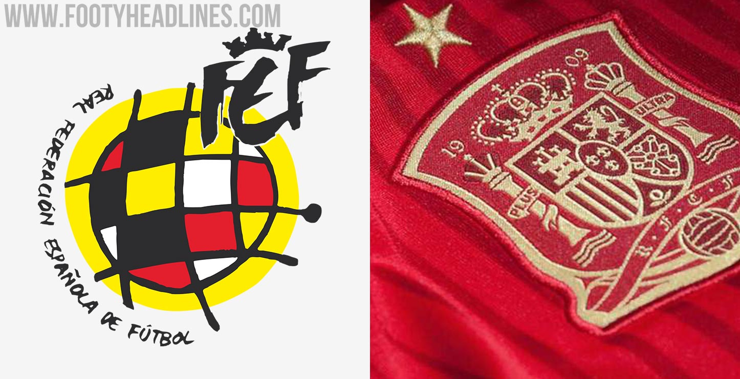 2 Logos?! All Parts Of The Spain Football Logo Explained.