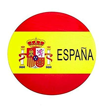 Amazon.com: SPAIN SOCCER LOGO FRIDGE OR CAR MAGNET FIFA.