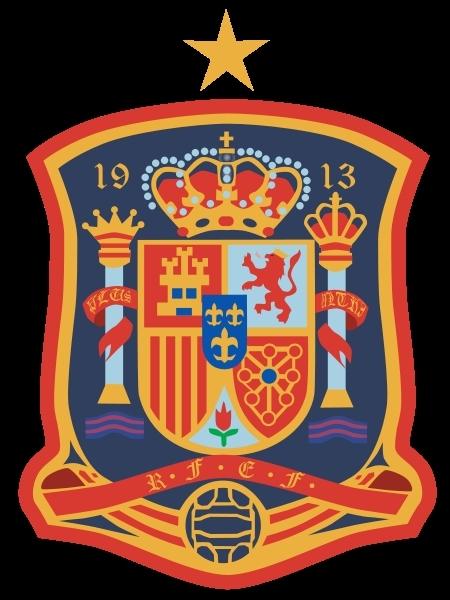 Spain national soccer Logos.
