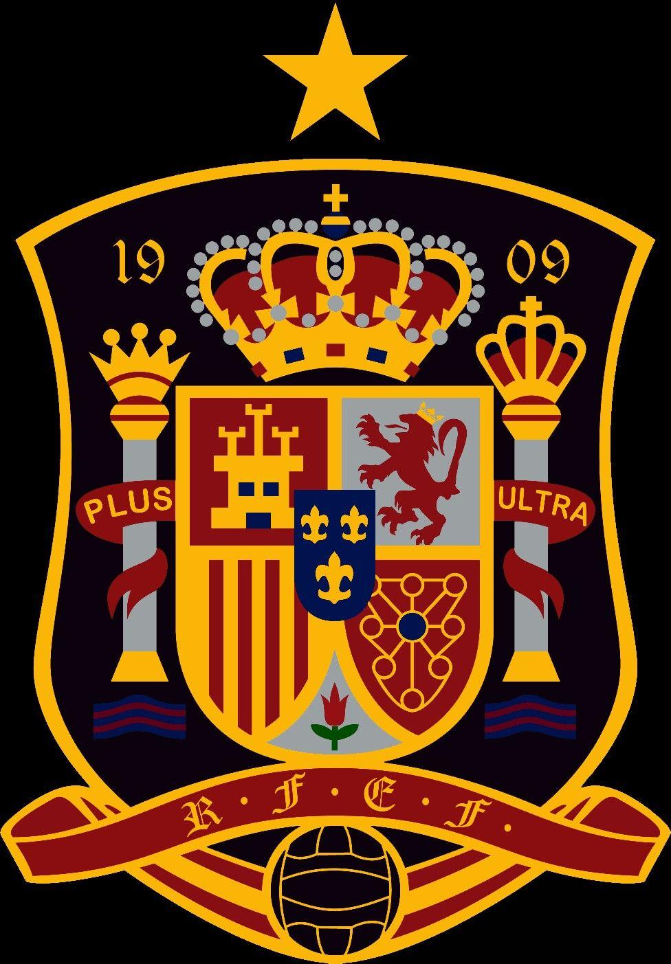 National Spanish Football Team badge..