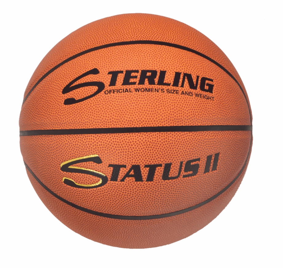 Status Ii Basketball Spalding Replica Game Ball.